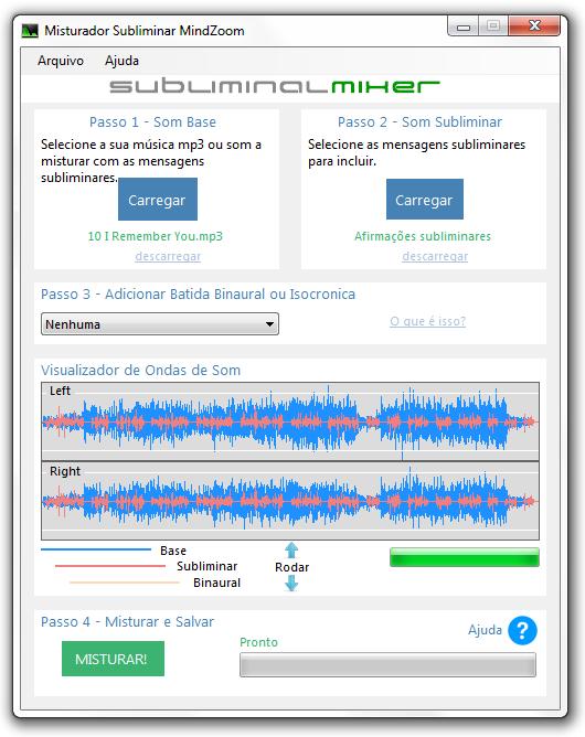 misturador subliminar windows
